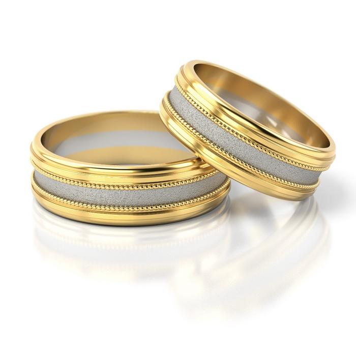 Svadobné obrúčky SO 142 2