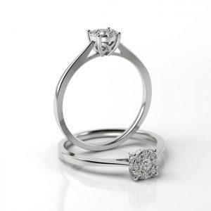 Zásnubný prsteň ZP 515